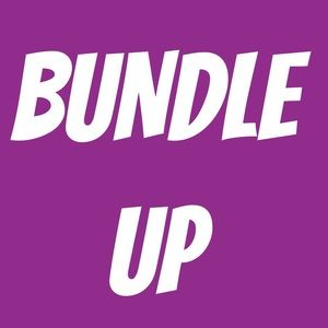 Other - Bundle your items for a special discount from me!